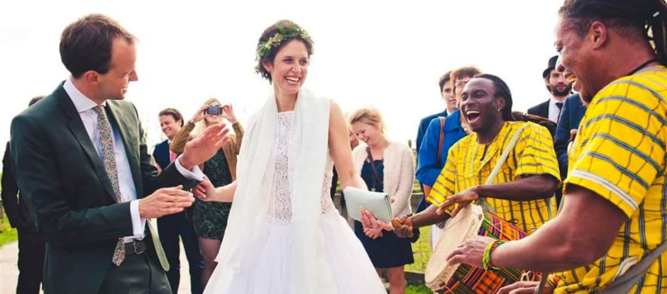 Swingende bruiloft!