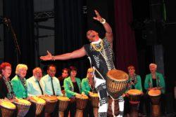 Koor arrangement Afrikaans