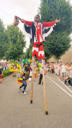 Steltenlopers carnaval