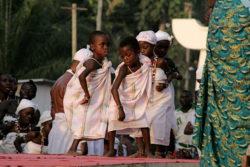 Percussiereis Afrika