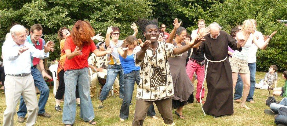 Alles los met de Afrikaanse dansworkshops!