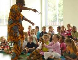 marionetten show scholen